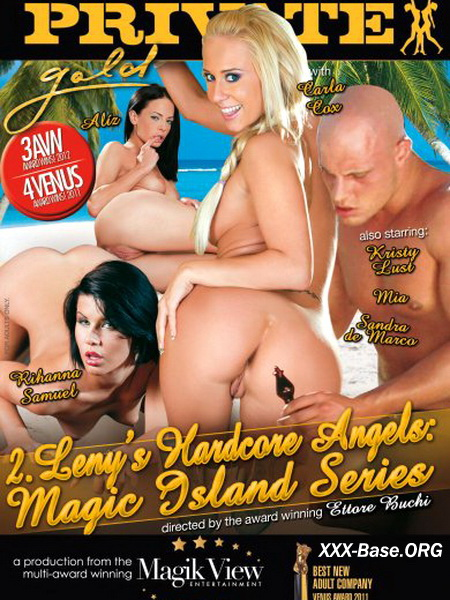Private Gold 132: Lenys Hardcore Angels - Magic Island Series | XXX