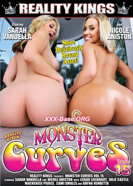 Шикарные задницы 15   Monster Curves 15