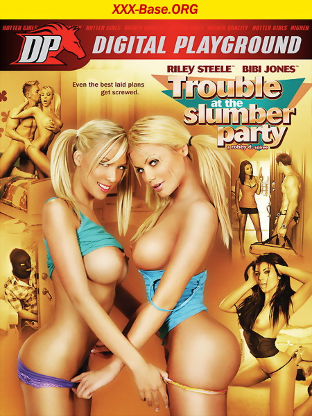 Trouble At The Slumber Party | XXX