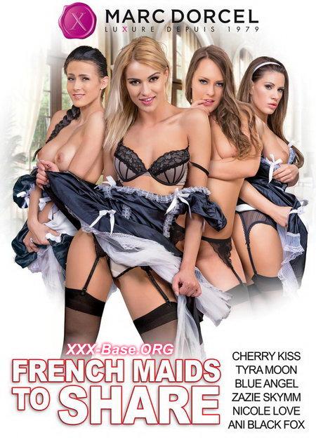 Доступные Французские горничные | French Maids To Share | XXX