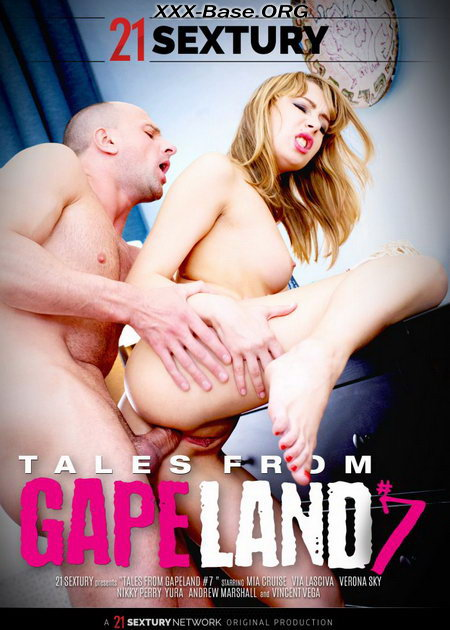 Tales From Gapeland 7 | XXX