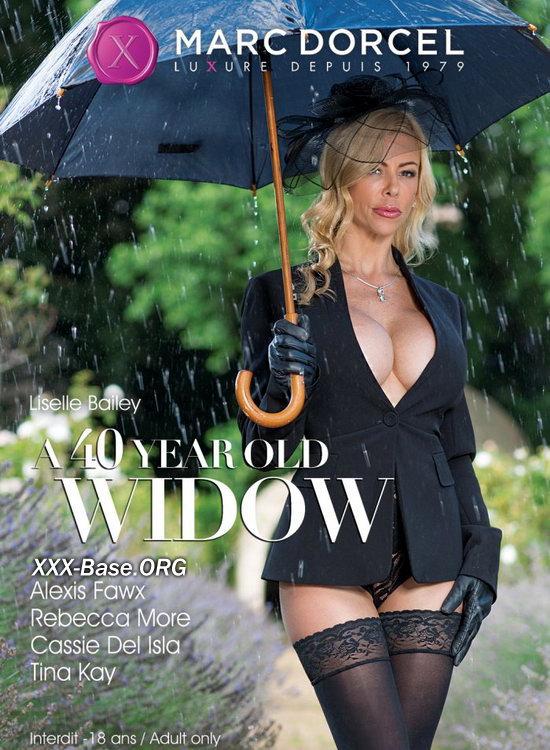 A 40 Year Old Widow   XXX