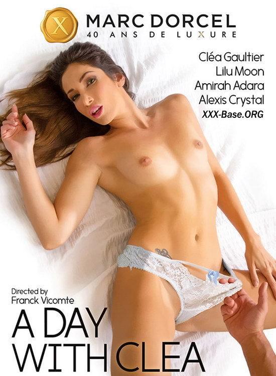 Один день с Клеа Готье   A Day With Clea   xxx